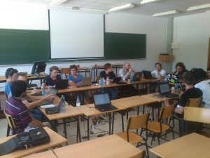 PyGObject hackfest at GUADEC 2012